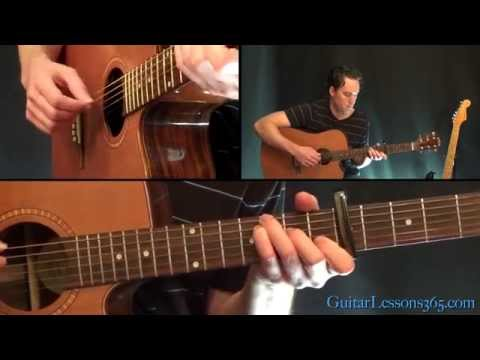 Guitar guitar tabs i will follow you into the dark : I Will Follow You Into The Dark Guitar Lesson - Death Cab for ...