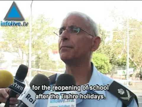 Exclusive: Palestinian Terrorist Murders Israeli Civilian Af