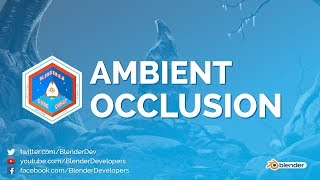 Daha iyi Devir AO! - Blender 2.8 Kod Arayışı