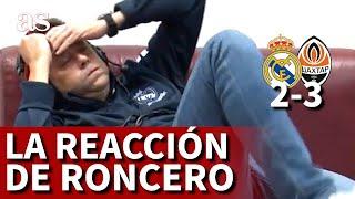CHAMPIONS LEAGUE | En DIRECTO la reacción de RONCERO al REAL MADRID SHAKHTAR  | Diario AS
