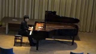 S. Rachmaninoff - Elegie Op.3 No.1 // Pianist Ten Kim