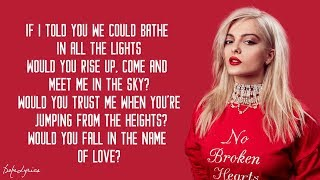 In The Name Of Love - Martin Garrix & Bebe Rexha (Lyrics) Video