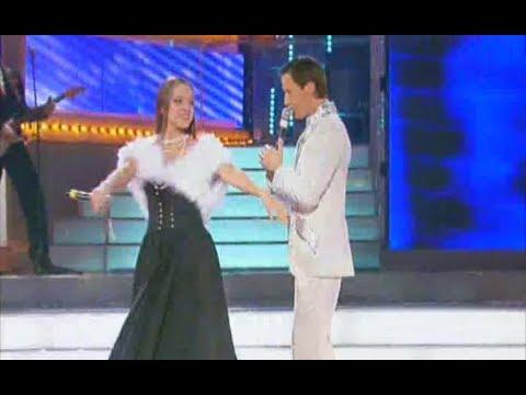 Женя Отрадная и Витас - Зима (Всё звёзды для любимой, 2006)