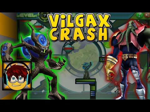 Ben10 Vilgax Crash Full Gameplay Youtube
