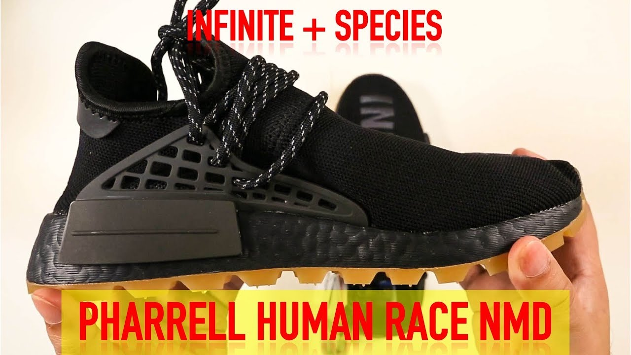 low price sale clearance prices sale uk Human Race NMD PRD Black