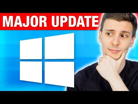 "Windows 10 Major ""Fall Creators Update"" - Best New Features!"