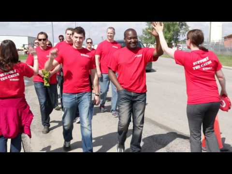 Support The Cause 2015 I Western Financial Group