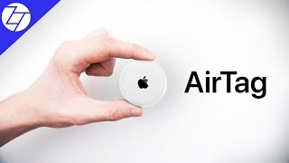 Apple AirTag – Never Lose Anything Again!