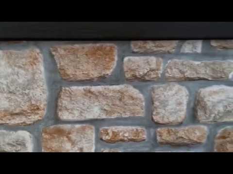 Декоративная пленка, Каменная стена, Alkor 2803216 (2805607). www.stickbox.ru