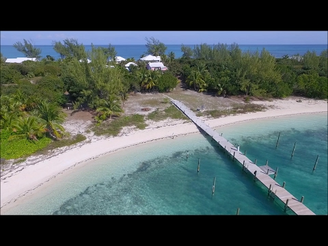 Coco Bay Bayside Estates - Abaco, Bahamas Beachfront Home