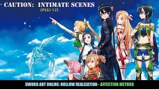Sword Art Online: Hollow Realization - Affection Method