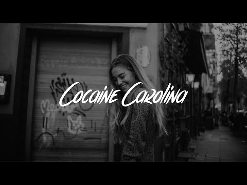 Blackbear - Cocaine Carolina (Lyrics)
