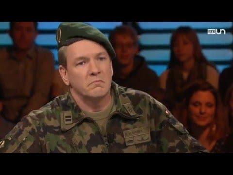 26' (ém.40 - 1/6) - L'invité de la rédaction : Le lieutenant-colonel Karl-Heinz Inäbnit