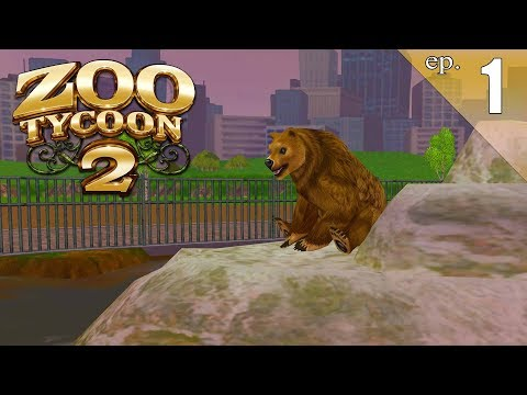 Zoo Tycoon 2 - Ep. 1  - Getting Ready For Planet Zoo
