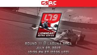 Lionheart Retro Series - 2017 Round 11 - Laguna Seca thumbnail