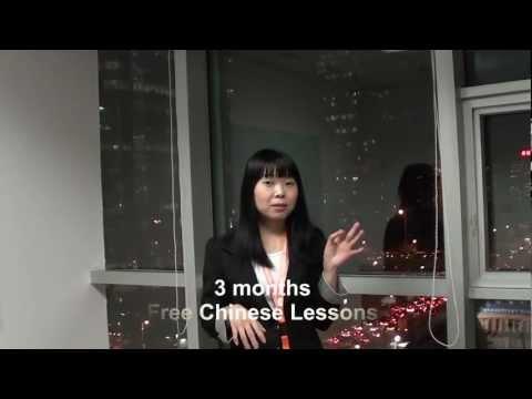 Chinese Mandarin Lessons in Beijing -- Free