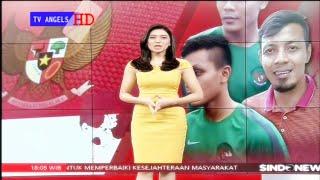i News Sport Afina Dewi, Pasti Cantik Tidak Bohong.., 18 September 2017