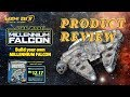 STAR WARS Build the Millennium Falcon (DeAgostini) Issue 1, 2 & 3