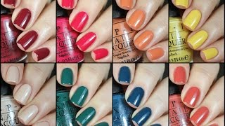 OPI Washington DC Live Swatch + Review!