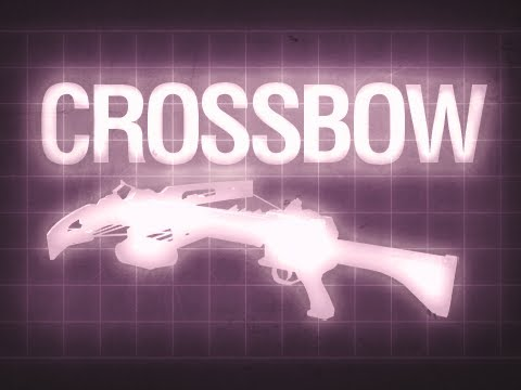 Crossbow - Black Ops Multiplayer Weapon Guide