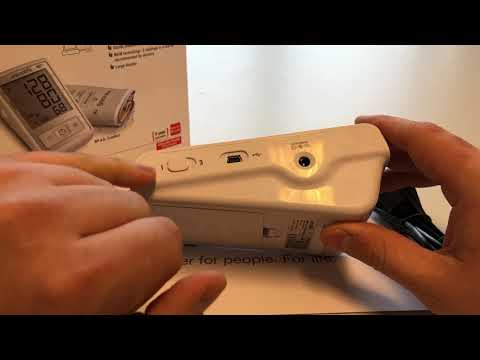 Productvideo Microlife BP A3L Comfort