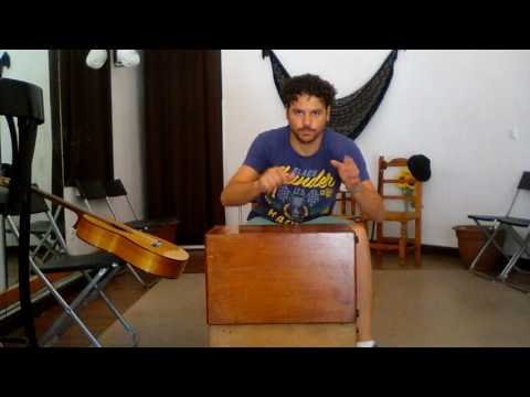 How to play Flamenco (Martinetes) Antonio Mairena on the table