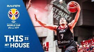Japan v Qatar - Highlights - FIBA Basketball World Cup 2019 - Asian Qualifiers