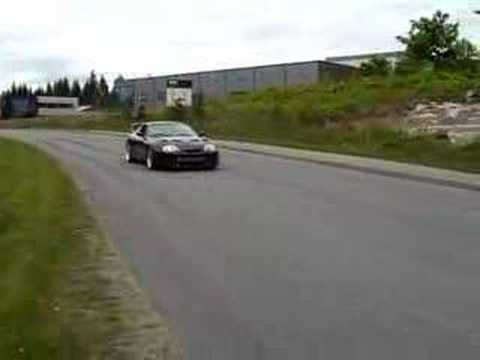 toyota supra part 1, old gettaway stockholm car