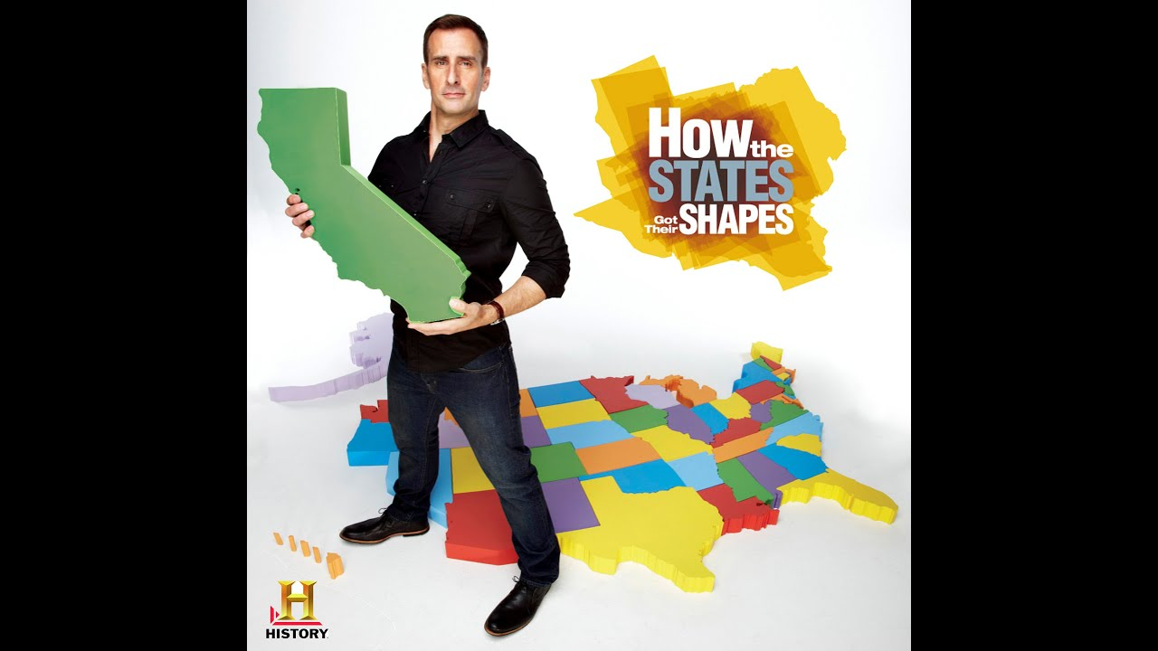 How the States Got Their Shapes - The History Channel ...