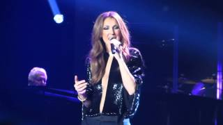 Celine Dion - On Ne Change Pas (Sportpaleis Antwerpen, 21-11-2013)
