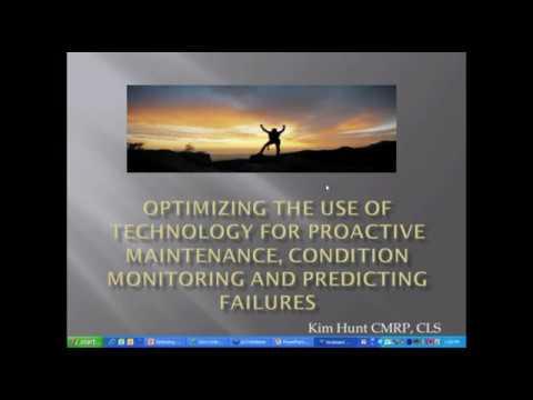 Optimizing the Use of Technology for Proactive Maintenance