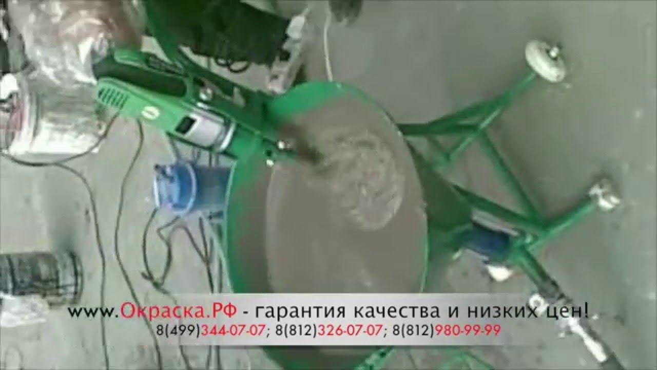 Машинка для штукатурки своими руками
