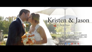 Kristen and Jason Wedding Highlight at Falkirk Estate & Country Club, NY