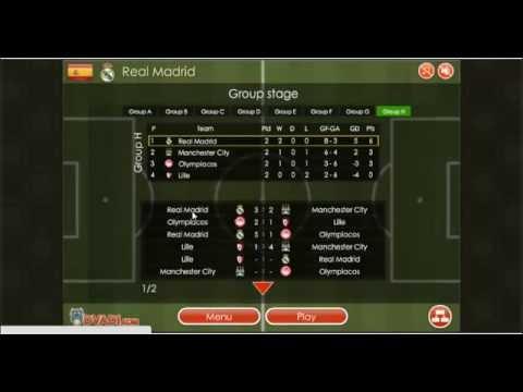 Football Heads: 2014-15 Champions League