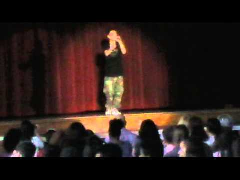 E.L.P.J. - BMHS Talent Show 2013 | DMV, Right On Time (Debut)