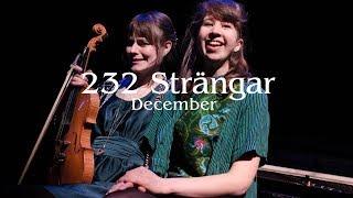 232 Strängar - December | Swedish Folk music and World music