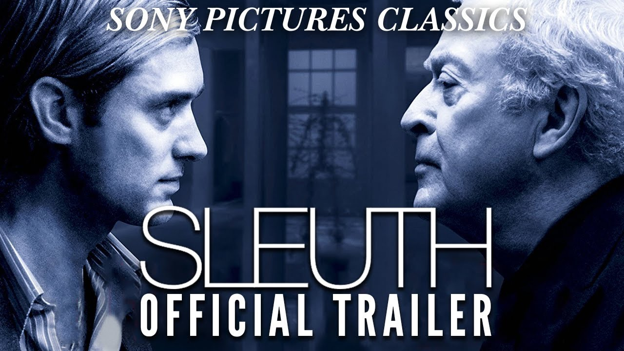 3231848327 Sleuth | Official Trailer (2007) - YouTube