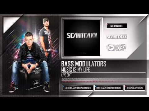 Bass Modulators - Music is my Life (Live Edit)