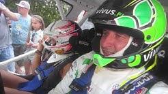 Kristian Sohlberg - WRC Rally Finland 2014 tests