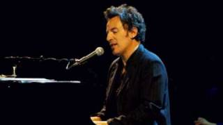 Bruce Springsteen - For You - Live Piano 2005
