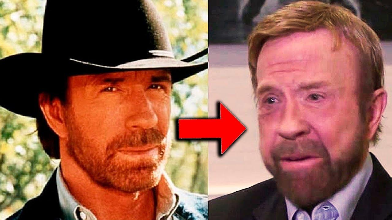 La Verdadera Razón Por La Que Chuck Norris Ya No Sale En Peliculas Youtube