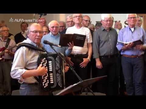 Mannsmusikken Fra Greåker Besøker Varna Evangeliesenter