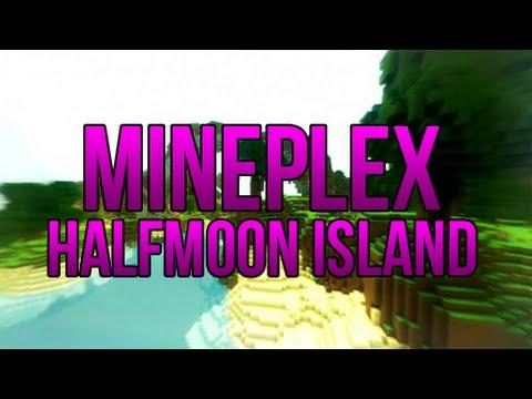 [Minecraft] Mineplex - HalfMoon Island (Map) DOWNLOAD