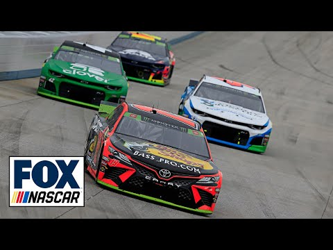 Radioactive: Dover -Tell that (expletive) I'm going to wreck him if he don't move! | NASCAR RACE HUB