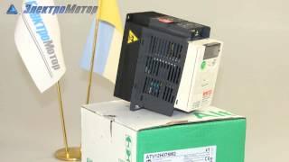 ATV12H075M2  Schneider Electric Преобразователь частоты