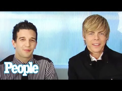 DWTS Derek Hough & Mark Ballas Play The BFF Game | People