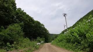 上北鉱山付近