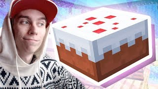 ВЫПЕКАЮ САМЫЙ ВКУСНЫЙ ТОРТ!! - Minecraft PE Выживание #3