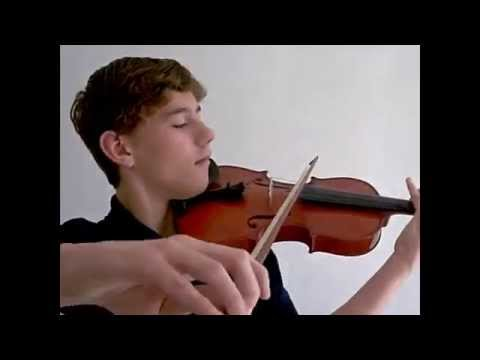 "Dmitri Shostakovich - ""Romance"" From The Gadfly (Violin And Piano)"