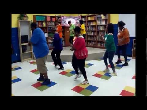 BREATHE IN BREATHE OUT LINE DANCE - INSTRUCTIONS